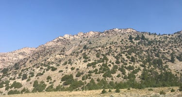 6100N Dispersed Camping Area