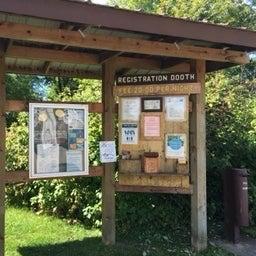 Self registration, and info kiosk