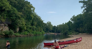 Jacks Fork Canoe Rental and Campground