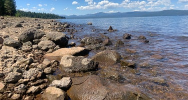 Feather River/Rocky Point - Lake Almanor