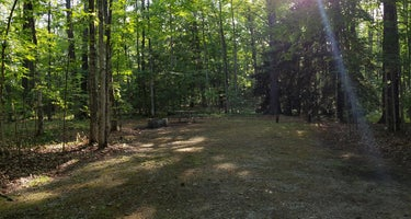 Twin Lakes State Forest Campground