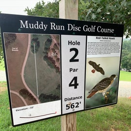 One of the best disc golf course we have been to in the tristate area