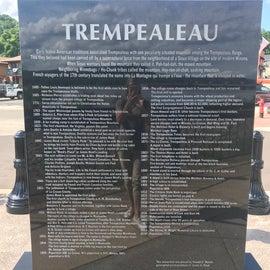 Trempealeau memorial