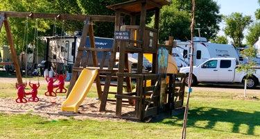 New Frontier RV Campground