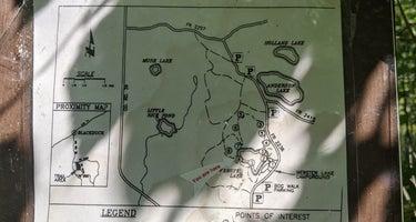 Webster Lake Campground