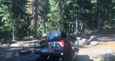 Fifteenmile Campground