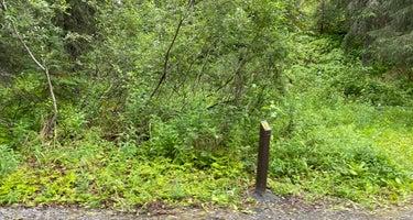 Bertha Creek Campground