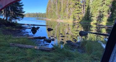 Irish & Taylor Lakes