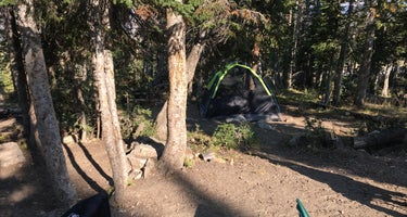 Wasatch/Moosehorn Lake Campground