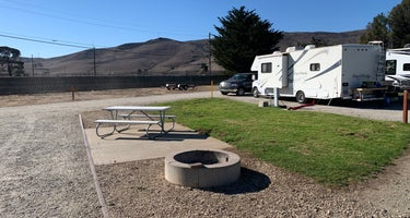 Camp San Luis Obispo RV