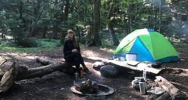 Sylvania Wilderness Backcountry Camping