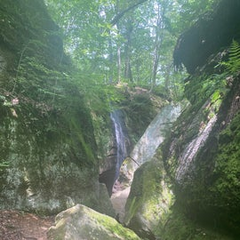 Waterfall in State Park