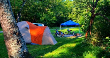 McCoy's Ferry Campground