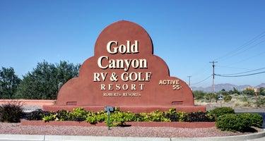 Gold Canyon RV & Golf Resort