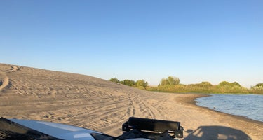 St. Anthony Sand Dunes - Egin Lakes Campground/day Use Area