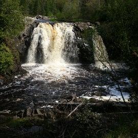 Little Manitou Falls 31 feet high