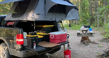 Soup Creek Campground