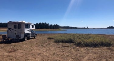 Anderson Reservoir Primitive Campsites