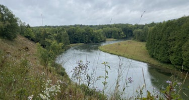 Manistee River Trail Dispersed Camping