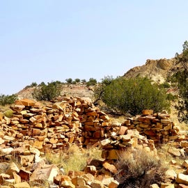 Some ruins I came across.