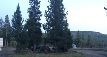 Flagg Ranch Campground - Grand Teton National Park