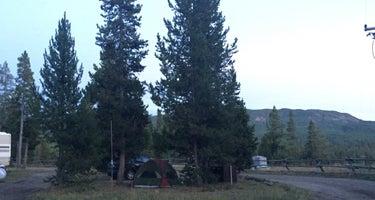 Flagg Ranch Campground - Grand Teton National Park