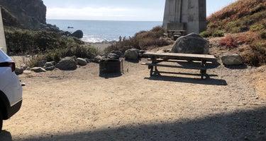 Limekiln Beach Redwoods Campground