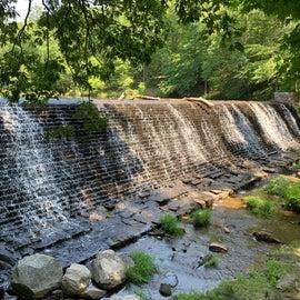 Fishing Lake Dam