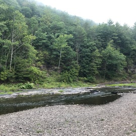 River in September--pretty nice