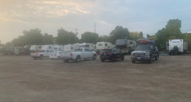 Gallatin County Fairgrounds Campground