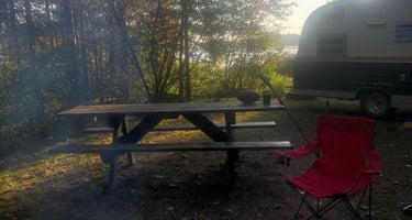 King Lake State Forest Campground