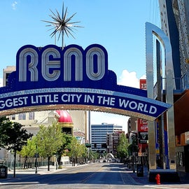 Reno - 30 Minutes from Reno, and from Carson City