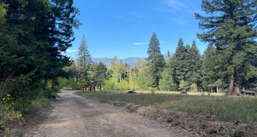 Iron Gate Campground