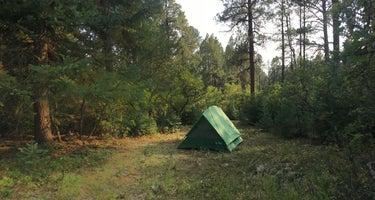 Del Norte Dispersed Camping