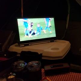 Watching MLS at Spot 46