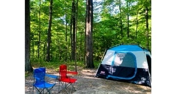 Back-Achers Campsites
