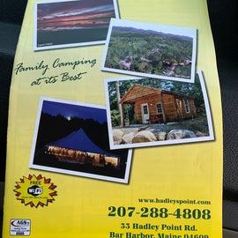 Hadley's Point Brochure