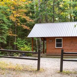 Chickadee cabin