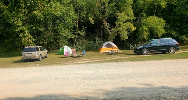 Garrison Canoe Rental and Campground