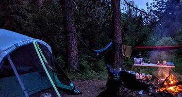 Liberty Town / Williams Creek Dispersed Camping