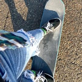 Smooth enough to skate