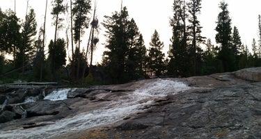 Shoshone National Forest Crazy Creek Campground