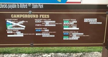Walnut Grove - Milford State Park