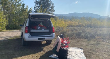 Spread Creek Dispersed Campground