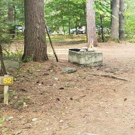 Meadowbrook Site 52