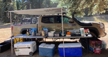 Lost Pacheco Dispersed Campground