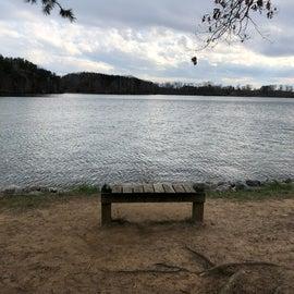 Beautiful lake views