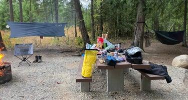 Smith Lake Campground