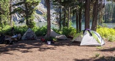 Engle Lake Dispersed Camping