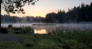 Moose Creek Reservoir Access